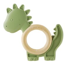 My Natural Dinosaur Soft Comfort Teether