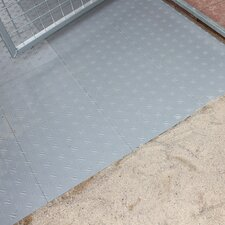 Basic Yard Kennel Tile Flooring System