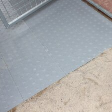 Section Yard Kennel Tile Flooring