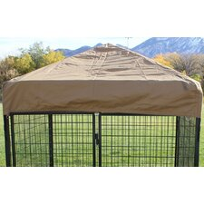 <strong>Kennel Pro</strong> Basic Heavy Duty Yard Kennel Canvas Top