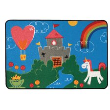 <strong>Kids Value Rugs</strong> Fantasy Fun Kids Rug