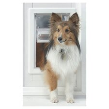 Medium Modular Patio Panel Pet Door