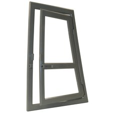 Pet Passage Screen Door