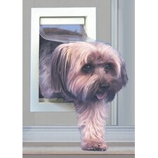 Small Modular Patio Panel Pet Door