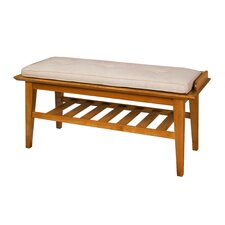 Arbor Wood Entryway Bench