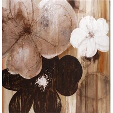 'Carrara Canvas' by Allison Pearce Framed Painting Print