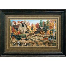 <strong>North American Art</strong> Deer Valley Framed Art