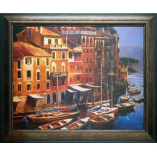 Mediterranean by Michael O'Toole Framed Painting Print