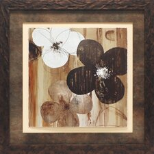 'Carrara II' by Allison Pearce Framed Painting Print