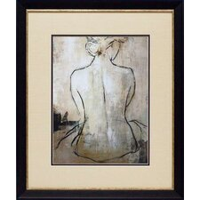 Day Spa III by Bridges Framed Painting Print