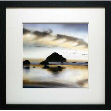 <strong>North American Art</strong> Twilight on the Coastline Wall Art