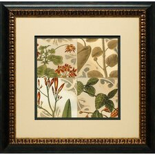 <strong>North American Art</strong> Botanical Quadrant I Wall Art
