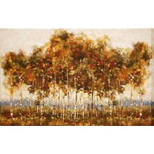 <strong>North American Art</strong> Treescape I Canvas Wall Art