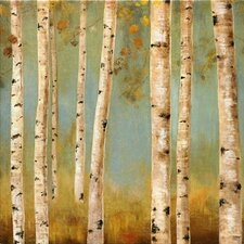 Eco II by Allison Pearce on Painting Print Canvas