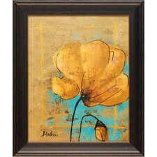 <strong>North American Art</strong> Artistic Poppy II Wall Art