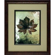 Dry Leaf I by Patricia Pinto Framed Painting Print