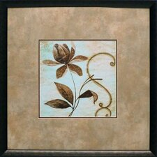 <strong>North American Art</strong> Floral Souvenir II Wall Art