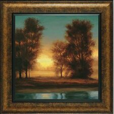 Twilight I by Neil Thomas Framed Painting Print
