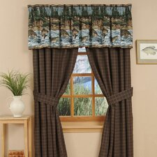 River Fishing Window Treatment Collection