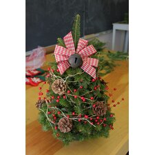 Gingham Style Tabletop Tree