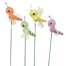 """2.5"""" Dragonfly Pick (Set of 12)"""
