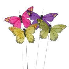 "4.5"" Butterfly Pick (Set of 12)"