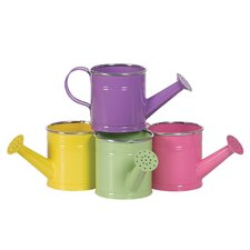 "9.5"" x 4"" Metal Watering Can"