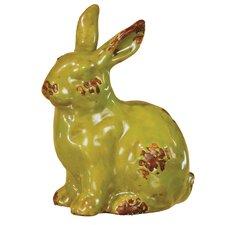 Sitting Bunny Rabbit Figurine (Set of 4)