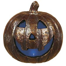 <strong>Oddity Inc.</strong> Spooky LED Light Up Jack O Lantern