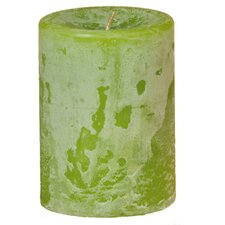 Weathered Margarita Pillar Candle