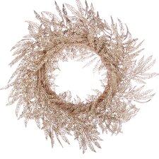 Lace Leaf Wreath
