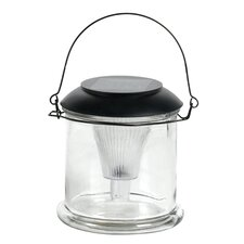 Glass / Metal Lantern