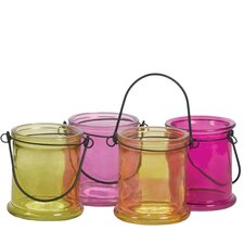 Glass Lantern (Set of 8)