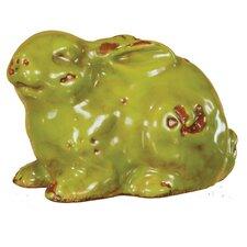 Laying Bunny Rabbit Figurine (Set of 4)