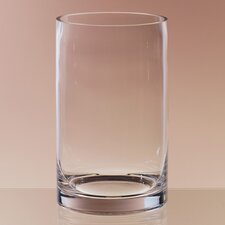 Straight Sided Glass Vase