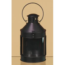 Metal Oil Can Lantern