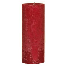 Weathered Apple Spice Pillar Candle