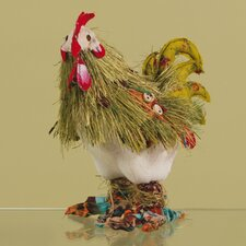 <strong>Oddity Inc.</strong> Crazy Rooster Statue