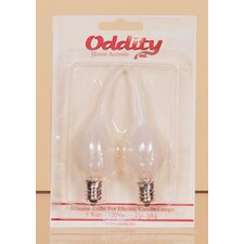 <strong>Oddity Inc.</strong> Replacement Silicon Light Bulb