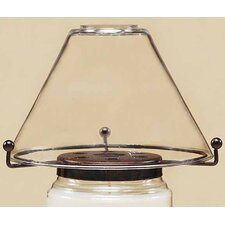 <strong>Oddity Inc.</strong> Glass Shade for Metal Lamp Adapters