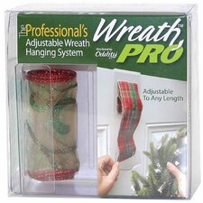 Wreath Pro Over Door Wreath Hanger