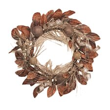 Acorn Tendril Wreath