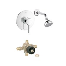 Concetto Grohsafe Pressure Balance Shower Faucet
