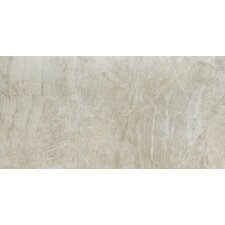 "<strong>Samson Tile</strong> Anthology 12"" x 24"" Floor Tile in Grey (Box of 7)"