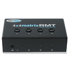 4 x 4 Matri x Remote Control System