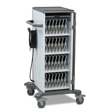 40- Compartment Anthro Charging Carts Yes Cart for Tablets