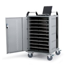 Advanced Netbook Charging Cart, 20 Unit