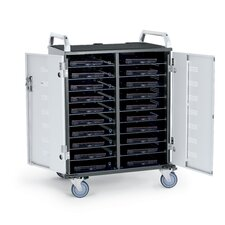 Advanced Laptop Charging Cart 20 Unit