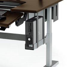 Ergonomic CPU Inboard Siderack