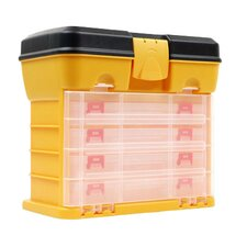 53 Compartment Durable Storage Tool Box